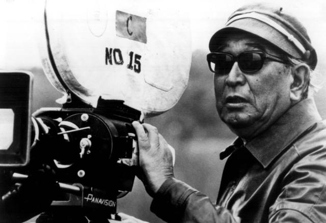 المخرج الياباني كيرا ساوا