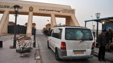 Photo of وصول العمالة المصرية التي كانت المحتجزة في ليبيا إلى القاهرة