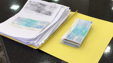 Photo of توزيع بطاقات منحة الـ500 دولار في درنة
