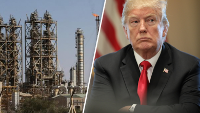 ترامب - الهلال النفطي