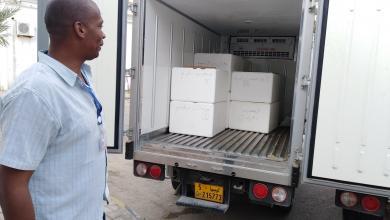 توزيع تطعيمات للأطفال في طرابلس