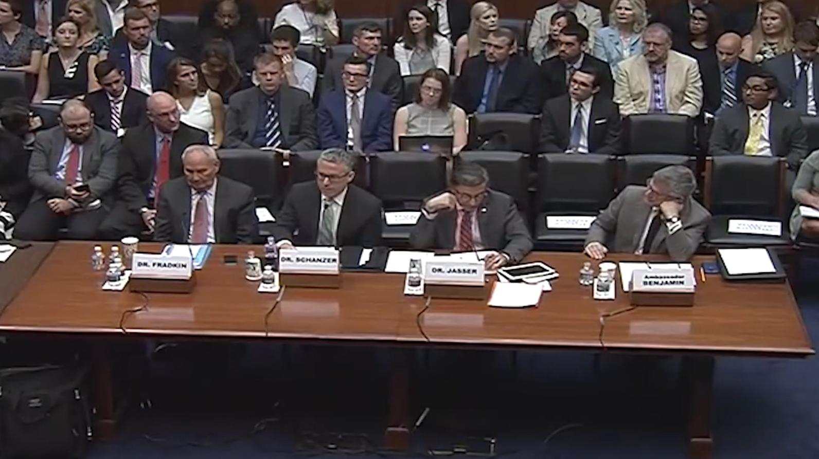 جلسة استماع لجنة الأمن القومي بمجلس النواب الأميركي لمناقشة التهديد العالمي لجماعة الإخوان المسلمين