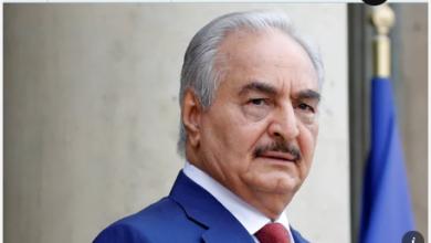 خليفة حفتر - صحيفة الغارديان