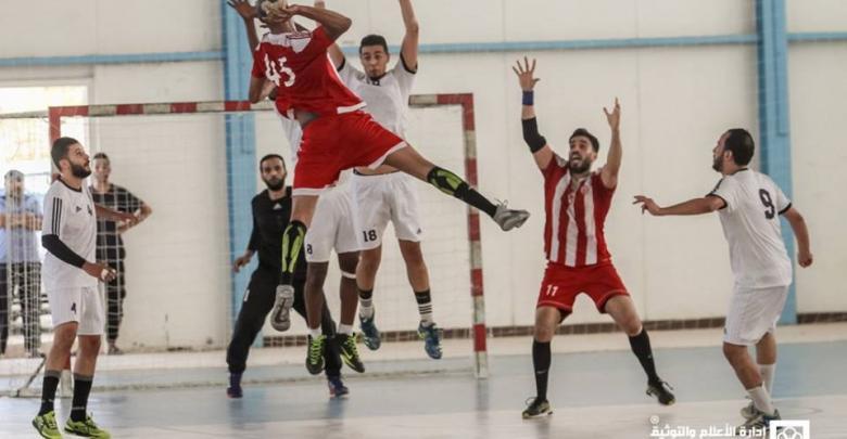 الدوري الليبي لكرة اليد