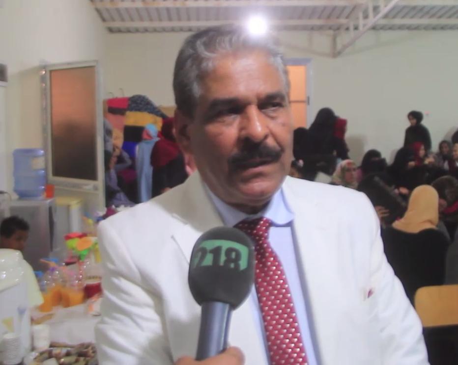 رئيس الجمعية الفرنسية التونسية الليبية، جمال القيروان
