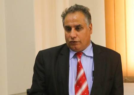 رئيس مجلس إدارة نادي الصداقة الرياضي الدكتور صالح علي عبيد الله