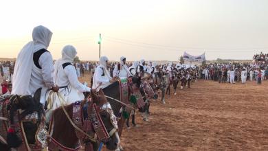 """Photo of غريان تحتضن مهرجان """"المحبة والسلام"""" للفروسية"""