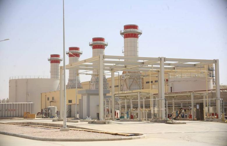 محطة أوباري الغازية