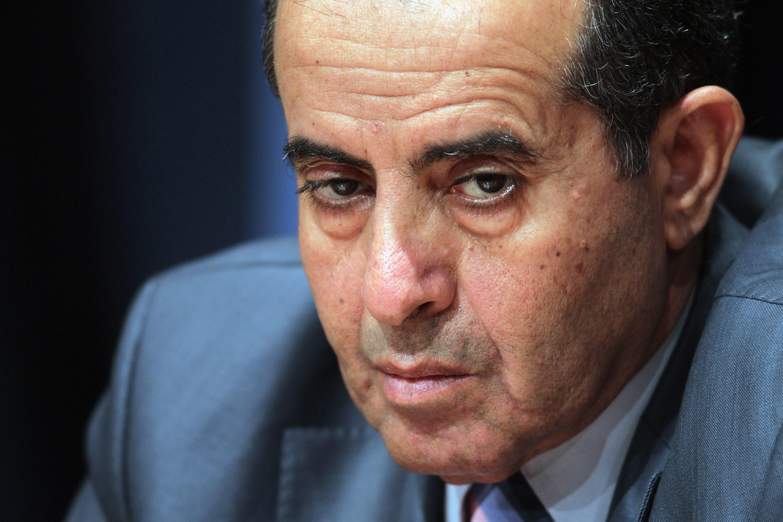 رئيس الوزراء الأسبق ورئيس تحالف القوى الوطنية الدكتور محمود جبريل