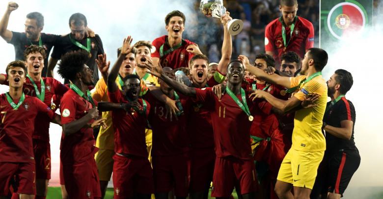 منتخب البرتغال للناشئين