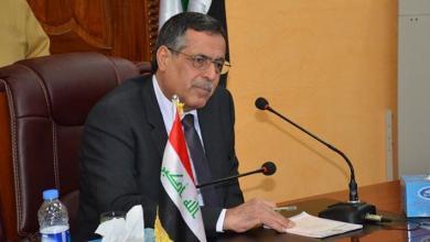 وزير الكهرباء العراقي قاسم الفهداوي