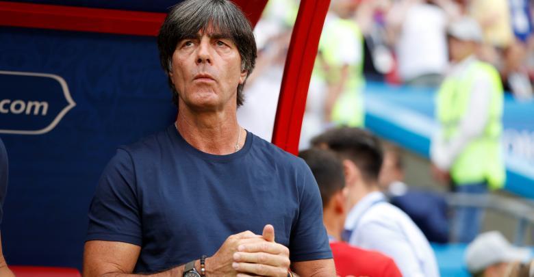 المدير الفني لمنتخب ألمانيا لكرة القدم يواكيم لوف