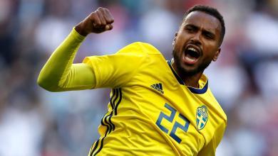 صورة السويد تفوز بصعوبة وتبلغ دور الثمانية