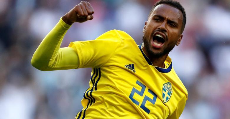 المنتخب السويدي ضد المنتخب السويسري بمونديال روسيا 2018