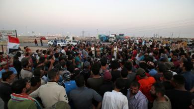 الاحتجاجات الشعبية - العراق