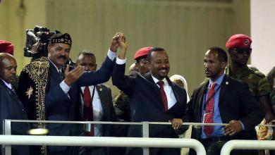 Photo of مصالحة القرن الإفريقي تجمع الصومال وأريتريا