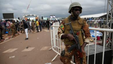 انتخابات مالي