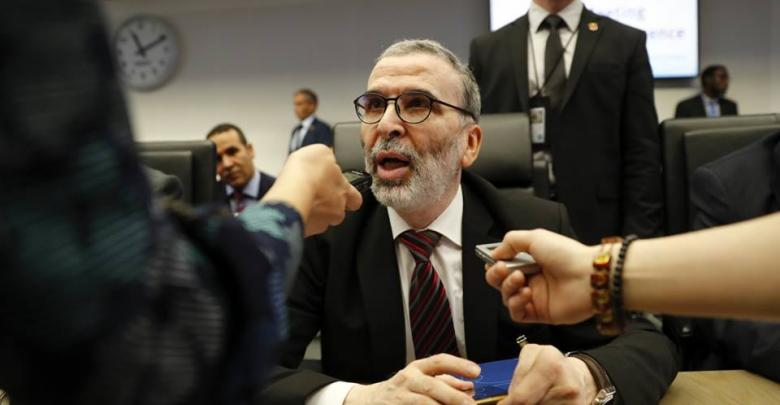 رئيس مجلس إدارة المؤسسة الوطنية للنفط، مصطفى صنع الله