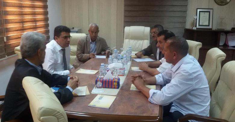 رئيس المجلس المحلي تاورغاء رئيس ديوان المُحاسبة الليبي