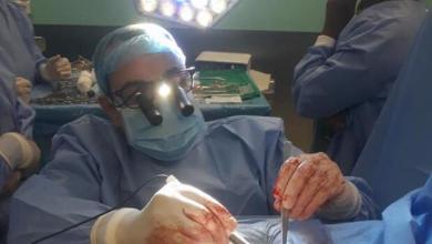 صورة مركز القلب بنغازي يجري أكبر العمليات