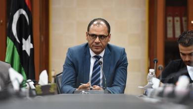 وزير التعليم في حكومة الوفاق عثمان عبد الجليل