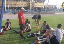 تدريبات المنتخب الوطني