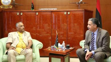 Photo of عمل مُشترك لتطوير الاستثمارات السياحية الليبية