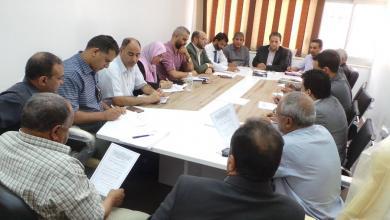 وكيل عام وزارة الصحة بالحكومة المؤقتة والمكلف بمهام الوزارة الدكتور سعد عقوب