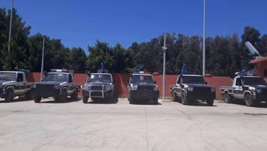 مركز شرطة شحات
