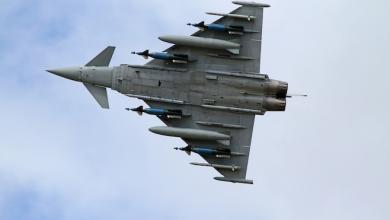 طائرة حربية - تعبيرية
