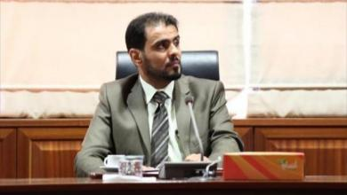 وزير مالية الوفاق المفوض أسامة حماد