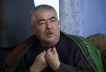 نائب الرئيس الأفغاني عبد الرشيد دستم