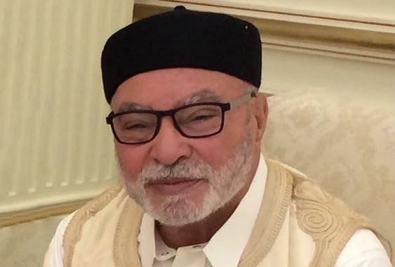 عميد بلدية مصراتة السابق علي إبراهيم دبيبة