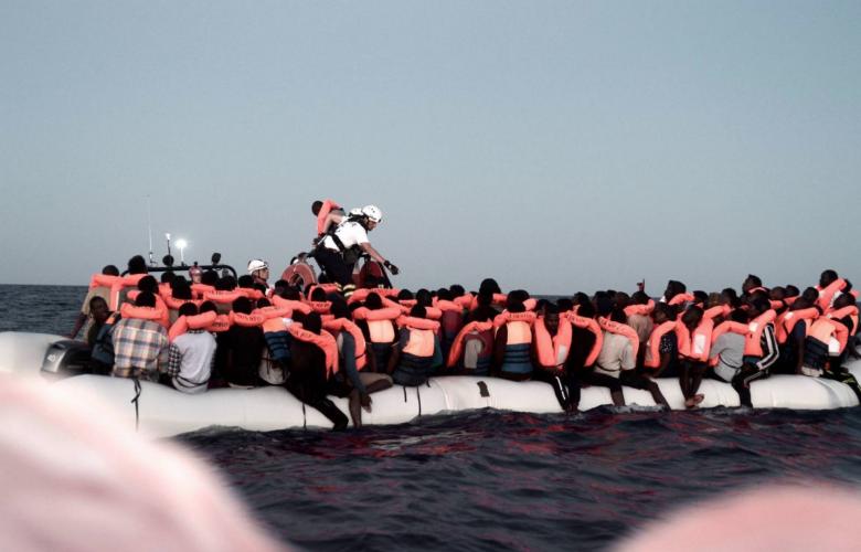 الهجرة غير القانونية