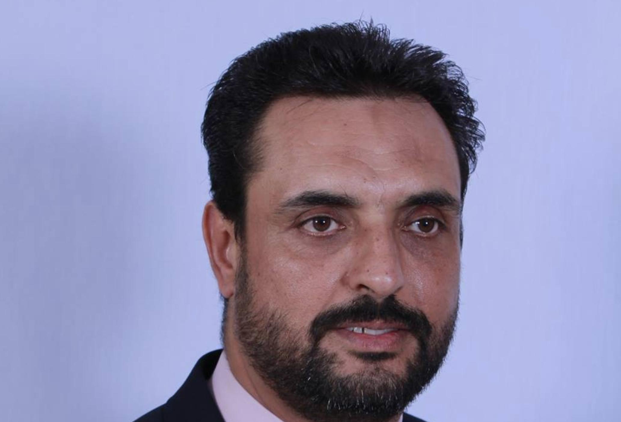 عضو المجلس الأعلى للدولة عادل كرموس