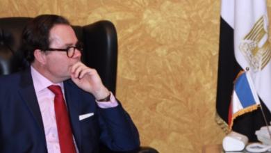 السفير الفرنسي في مصر ستيفان روماتيه