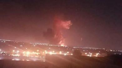 انفجار بمطار القاهرة الدولي