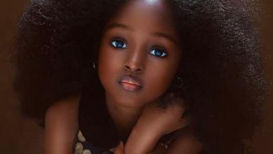 الطفلة النيجيرية جير