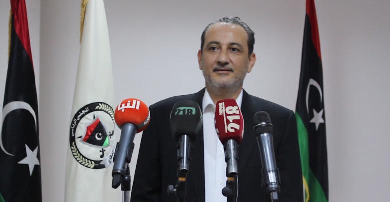 وزير الدفاع المفوض والمقال من حكومة الوفاق المهدي البرغثي