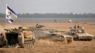 دبابات إسرائيل