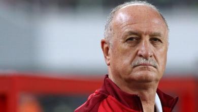 المدرب البرازيلي لويس فيليبي سكولاري