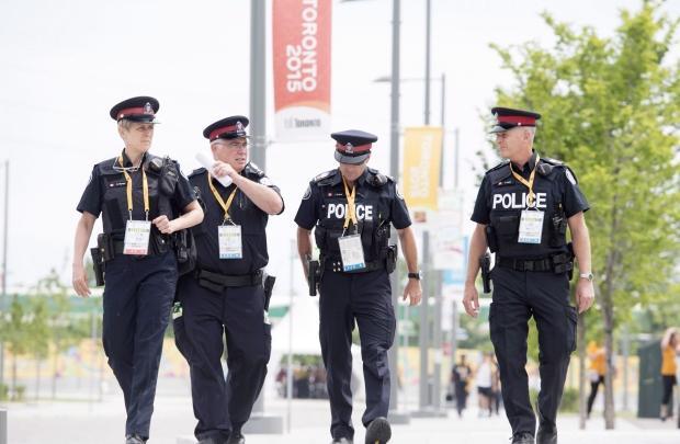 الشرطة الكندية - ارشيفية