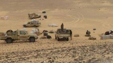 صورة اختيار غات لتجهيز معسكرات حرس الحدود
