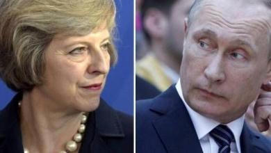صورة شرارة أزمة جديدة بين لندن وموسكو