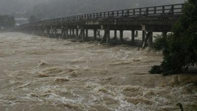 """Photo of """"أمطار تاريخية"""" تُهدد اليابان"""