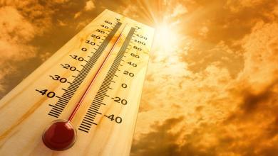 ارتفاع درجات الحرارة - تعبيرية