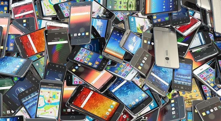 صورة تعبيرية - هواتف ذكية