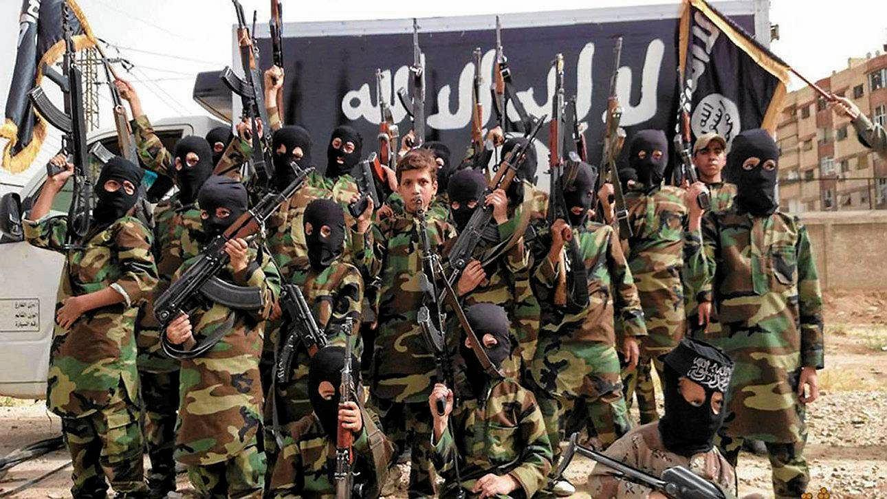 أطفال داعش - ارشيفية