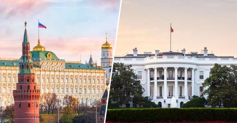 البيت الأبيض - الكرملين