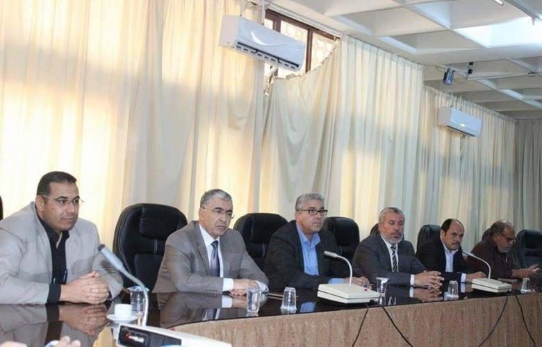 التجمع السياسي لنواب مصراتة